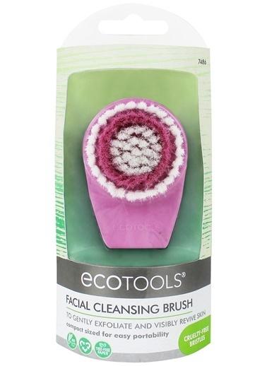 Eco Tools Ecotools Ecotools Yüz Temizleme Fırçası  Renksiz
